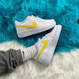 Nike Custom Air Force 1s NWT